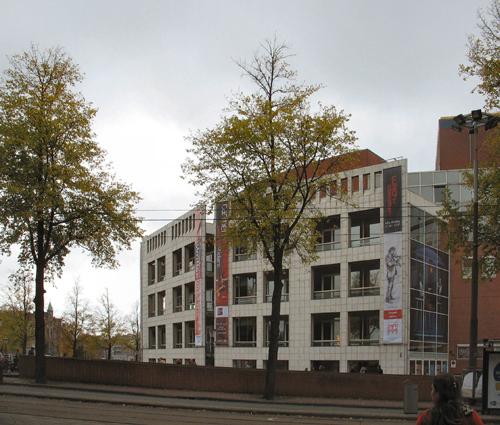 Banier lunchconcerten Stopera Amsterdam