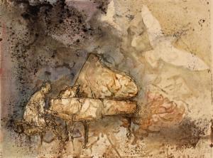 Bach in de vroegte